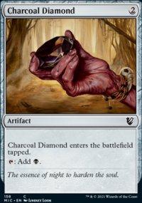 Charcoal Diamond -