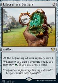 Lifecrafter's Bestiary -