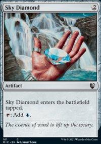 Sky Diamond -