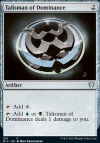 Talisman of Dominance -