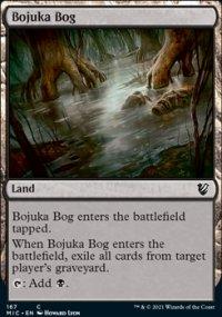 Bojuka Bog - Innistrad Midnight Hunt Commander Decks