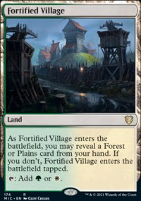 Fortified Village -