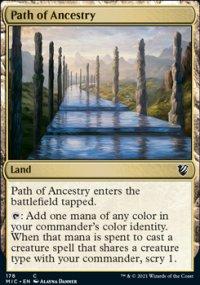 Path of Ancestry -