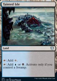 Tainted Isle -