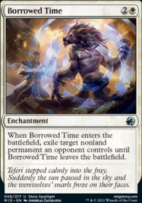 Borrowed Time -