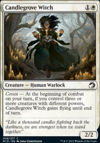 Candlegrove Witch -