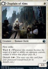 Chaplain of Alms -