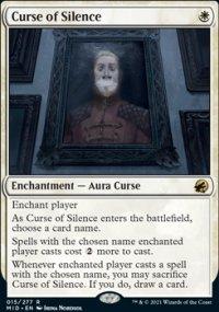 Curse of Silence 1 - Innistrad: Midnight Hunt