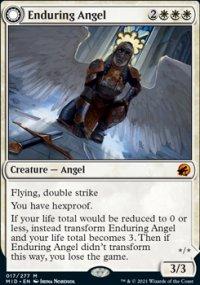Enduring Angel 1 - Innistrad: Midnight Hunt