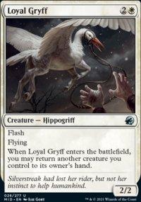Loyal Gryff - Innistrad: Midnight Hunt