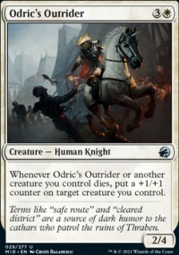 Odric's Outrider -