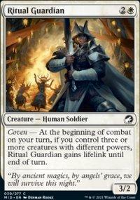 Ritual Guardian -
