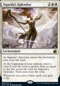 Sigarda's Splendor 1 - Innistrad: Midnight Hunt