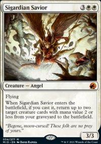 Sigardian Savior -