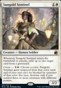 Sungold Sentinel -