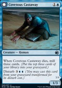 Covetous Castaway - Innistrad: Midnight Hunt