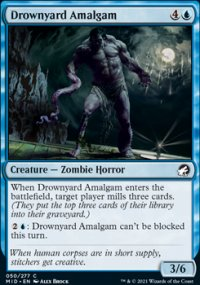 Drownyard Amalgam - Innistrad: Midnight Hunt
