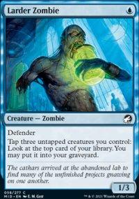 Larder Zombie -