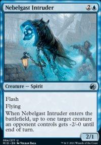 Nebelgast Intruder - Innistrad: Midnight Hunt