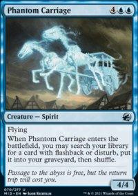 Phantom Carriage - Innistrad: Midnight Hunt