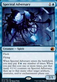 Spectral Adversary 1 - Innistrad: Midnight Hunt