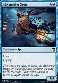 Stormrider Spirit -