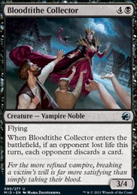 Bloodtithe Collector -