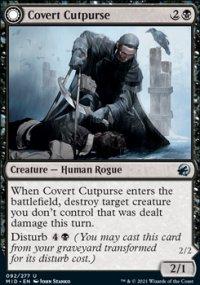 Covert Cutpurse -