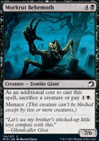 Morkrut Behemoth -