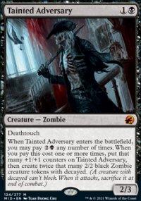 Tainted Adversary -