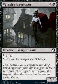 Vampire Interloper -