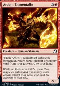 Ardent Elementalist -