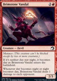Brimstone Vandal -