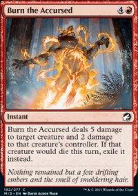 Burn the Accursed -