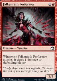 Falkenrath Perforator -
