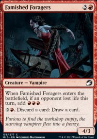 Famished Foragers - Innistrad: Midnight Hunt