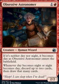Obsessive Astronomer -
