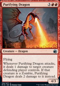 Purifying Dragon -