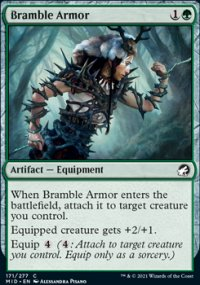 Bramble Armor -