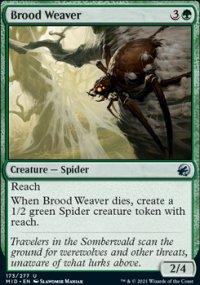 Brood Weaver - Innistrad: Midnight Hunt