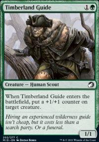 Timberland Guide -