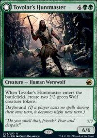 Tovolar's Huntmaster -