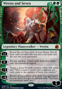 Wrenn and Seven -