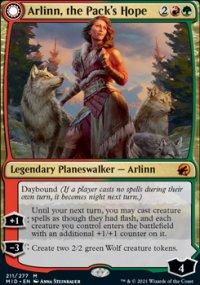 Arlinn, the Pack's Hope 1 - Innistrad: Midnight Hunt