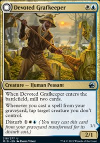 Devoted Grafkeeper -