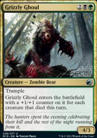 Grizzly Ghoul -