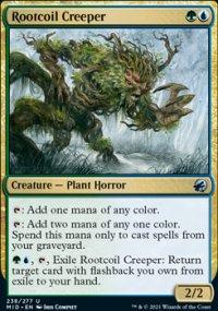 Rootcoil Creeper - Innistrad: Midnight Hunt