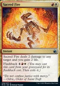 Sacred Fire -