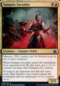Vampire Socialite -