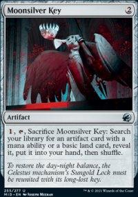 Moonsilver Key -